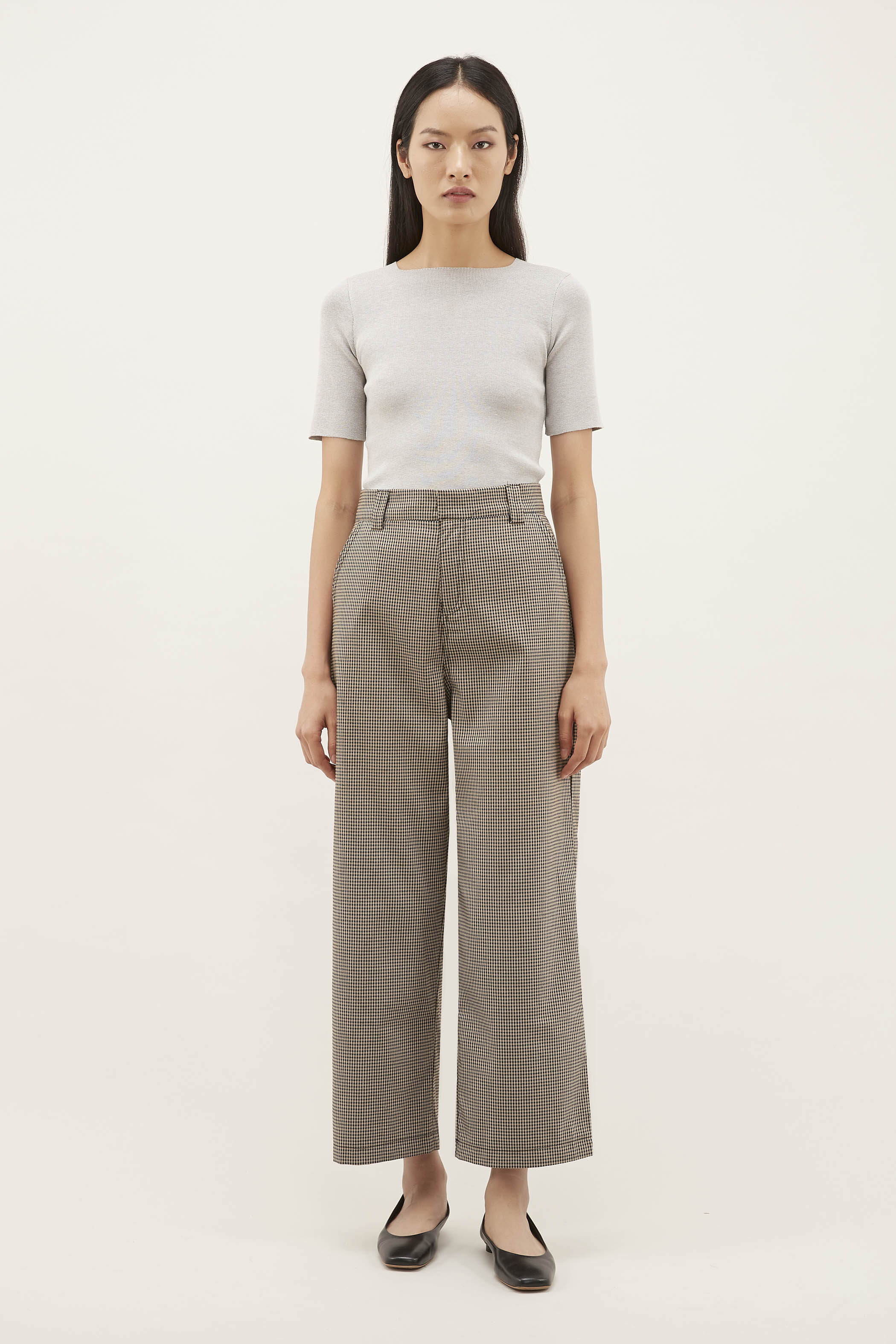 Alphin Straight-fit Trousers