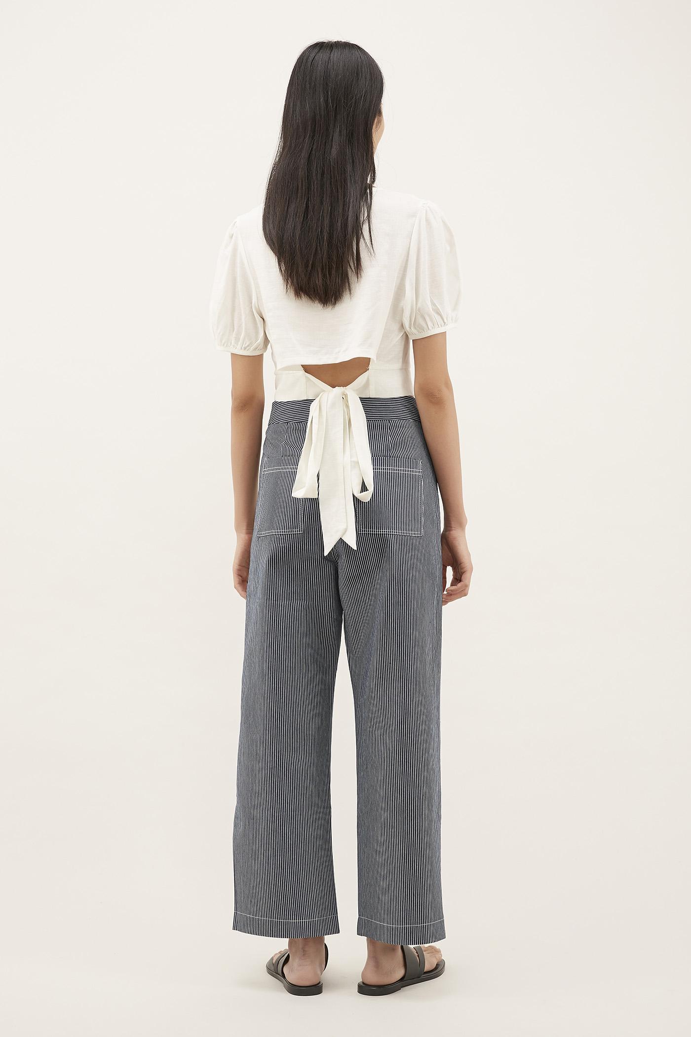 Norisa  Straight-cut Pants