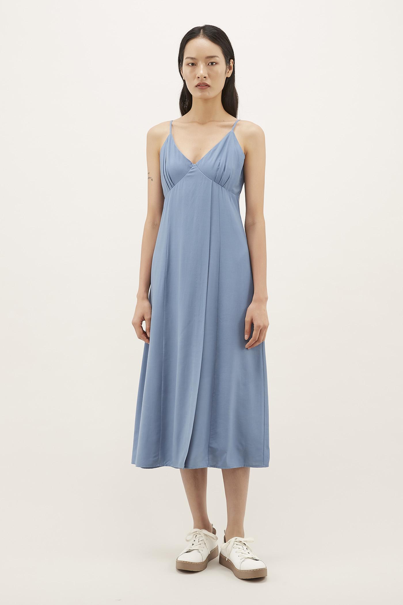 Winona V-neck Slip Dress