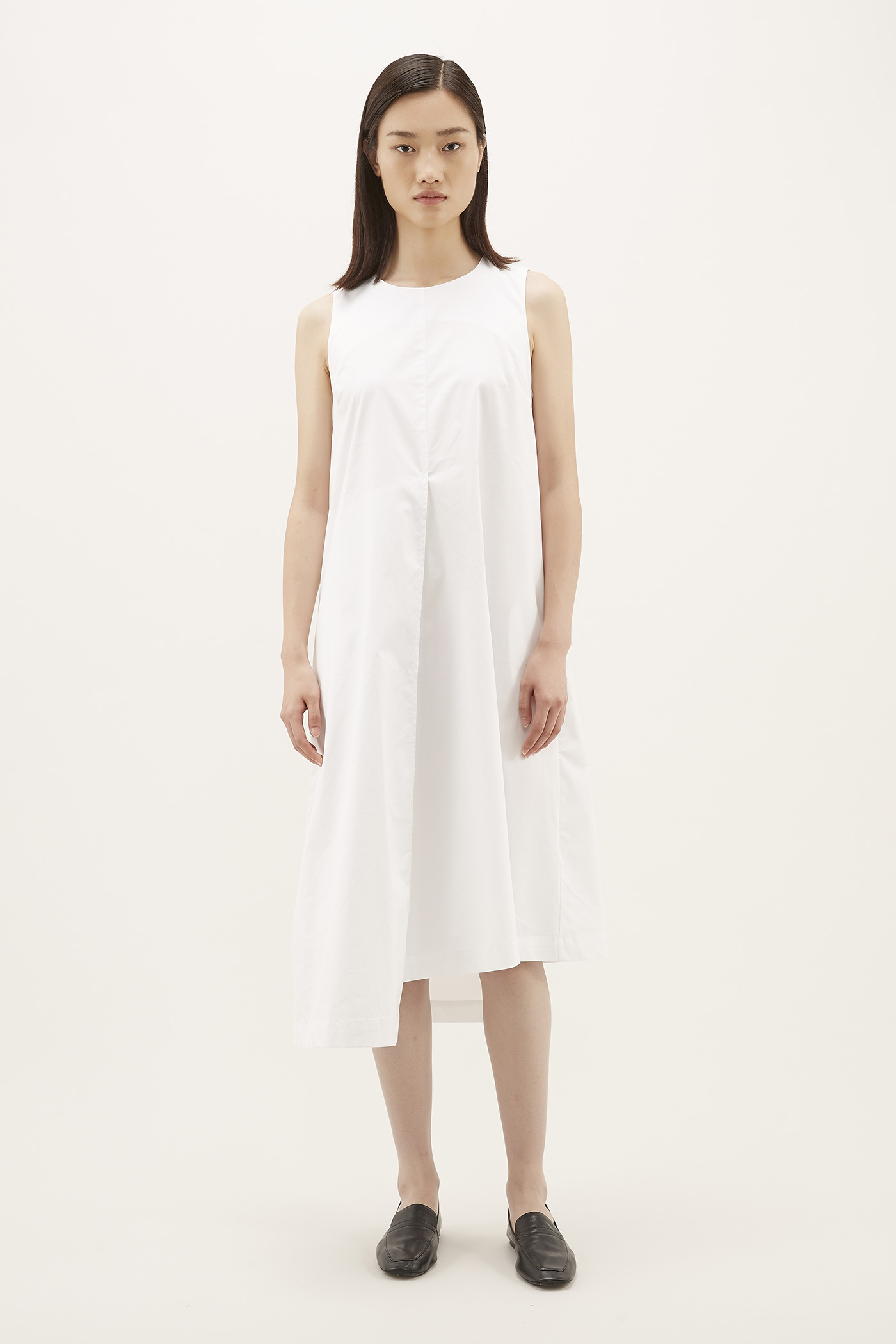 Florence Layered Panel Dress