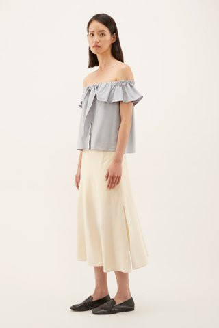 Kerrin Off-shoulder Top
