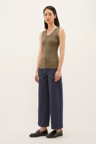 Kaiven Knit Tank Top