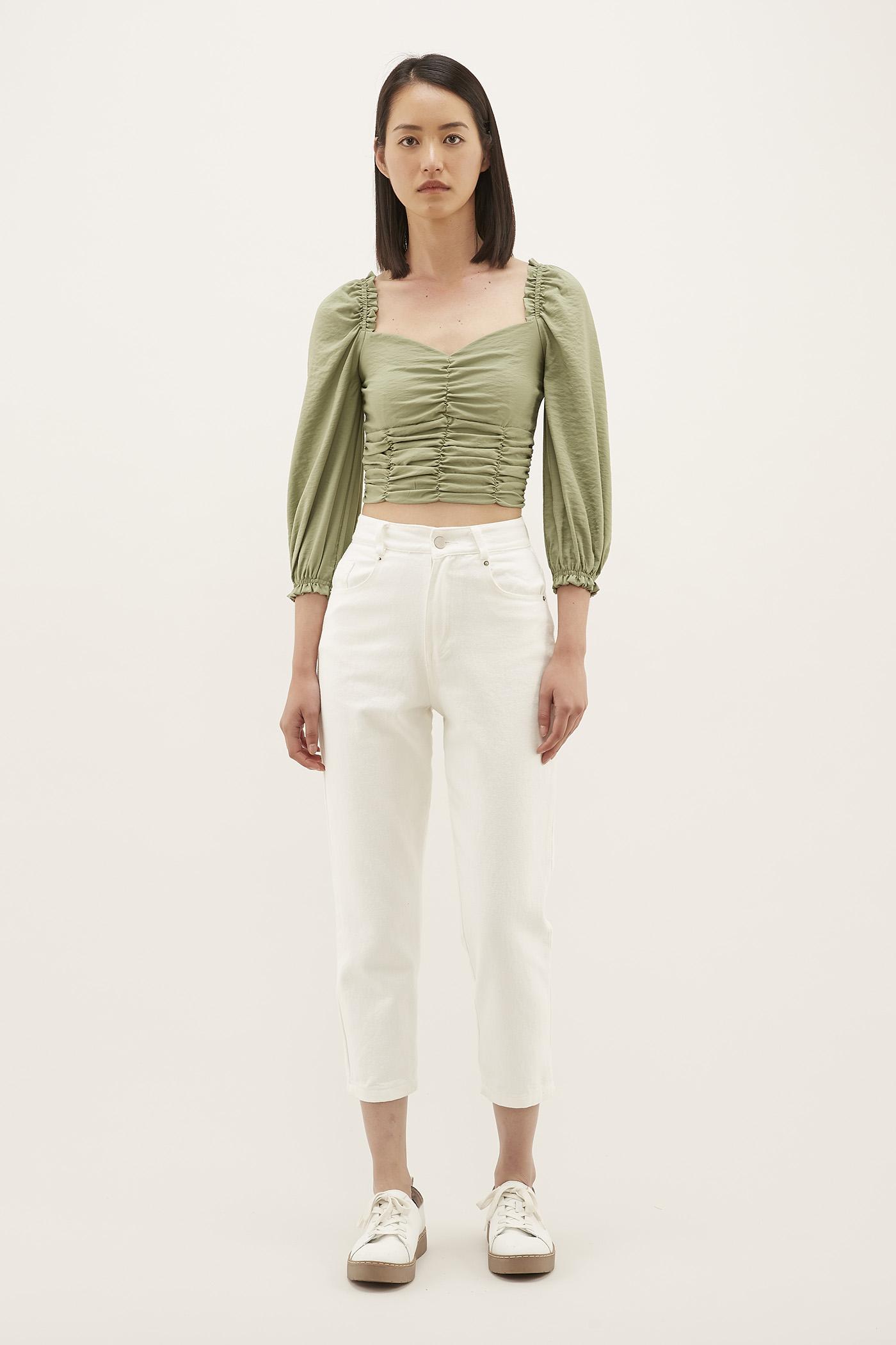 Soen High-Waisted Jeans