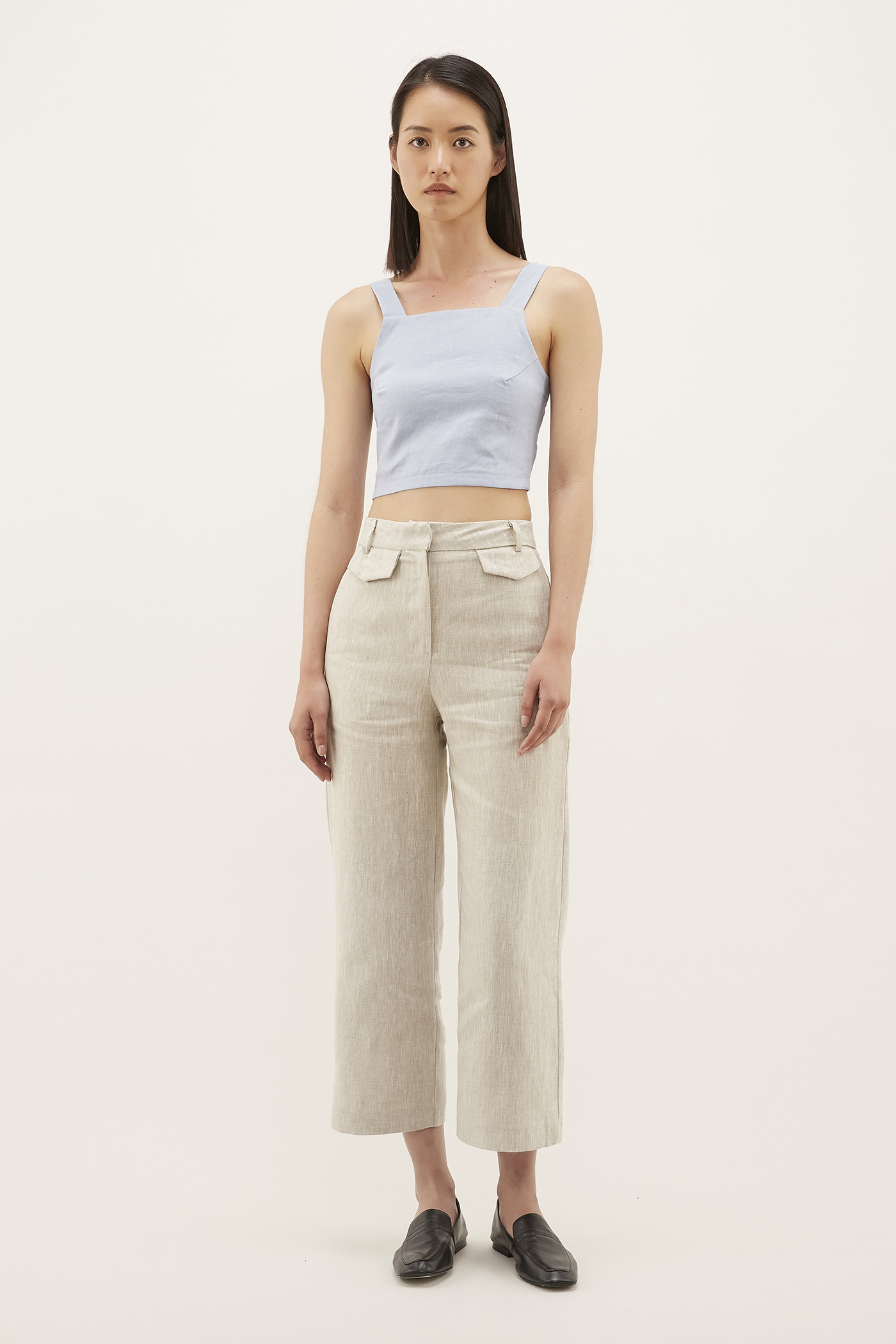Meira Crop Top