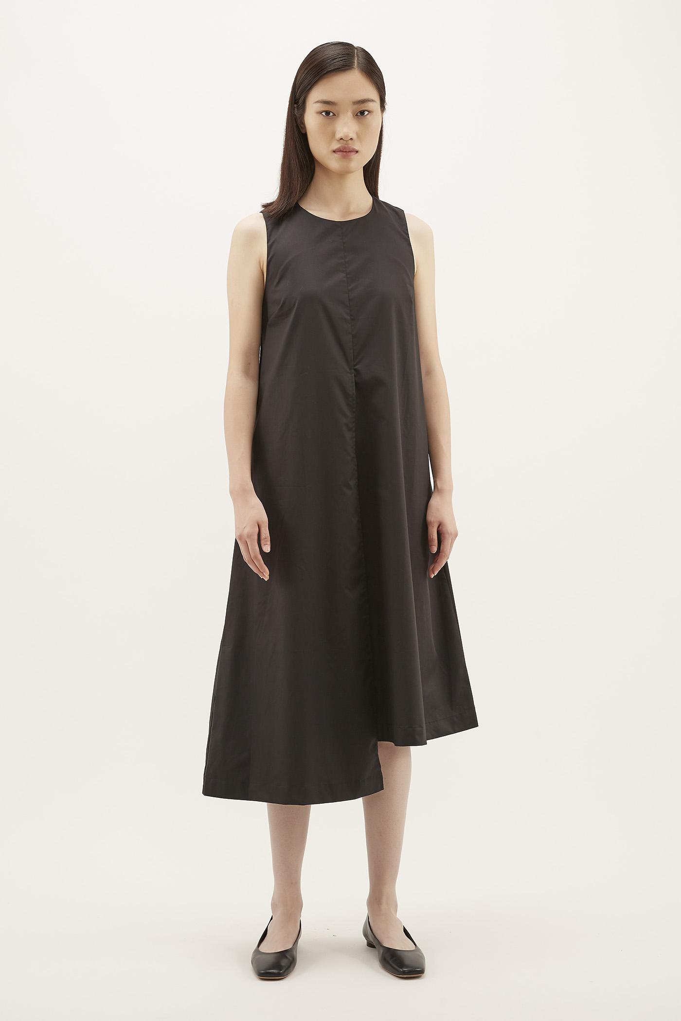 Florence Layered Panel Dress