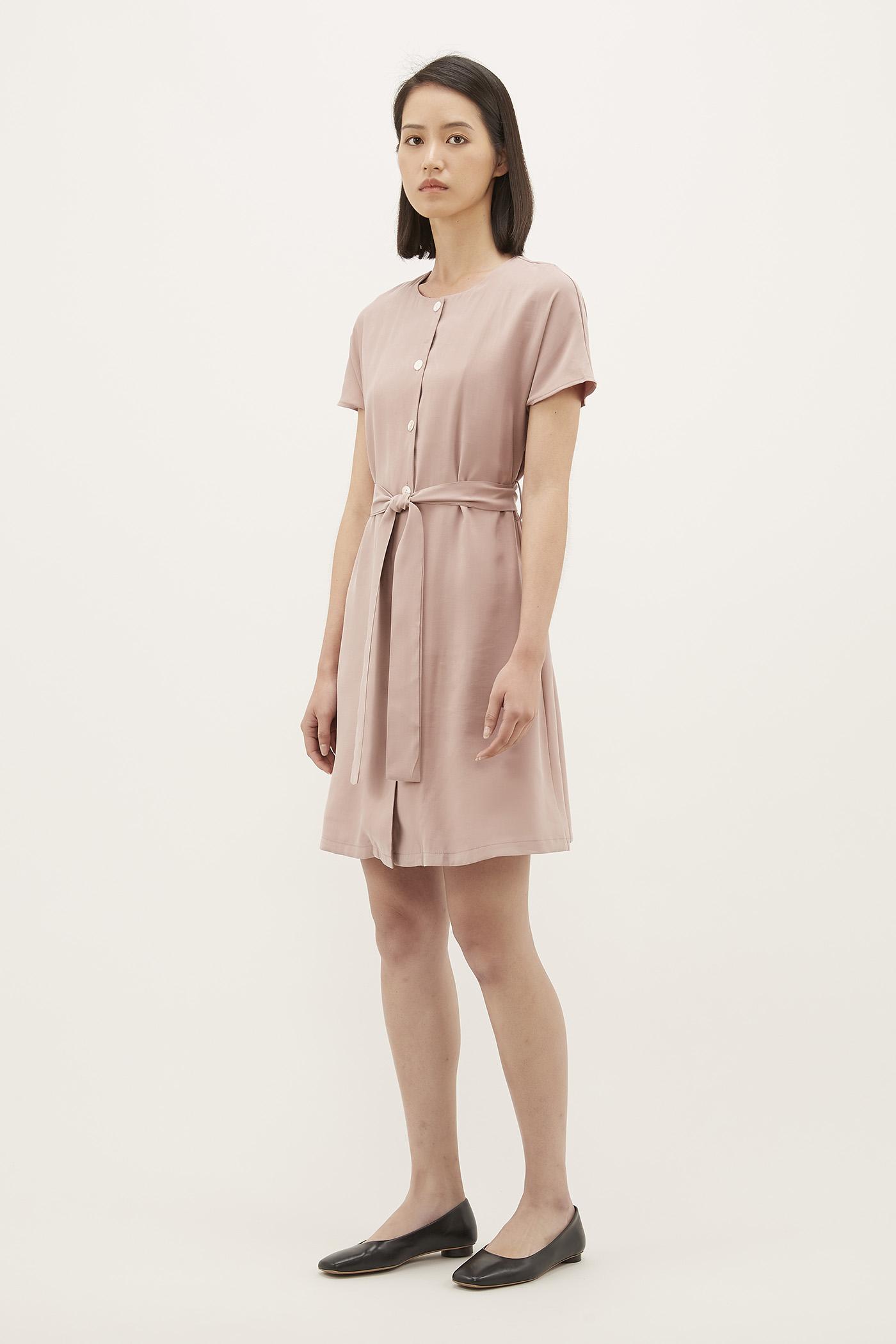 Joshelle Button-through Dress