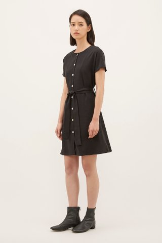 Joshelle Button-through Dress