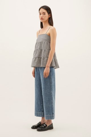 Moryn Tiered Top