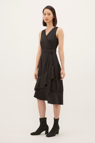 Delisa Layered Dress