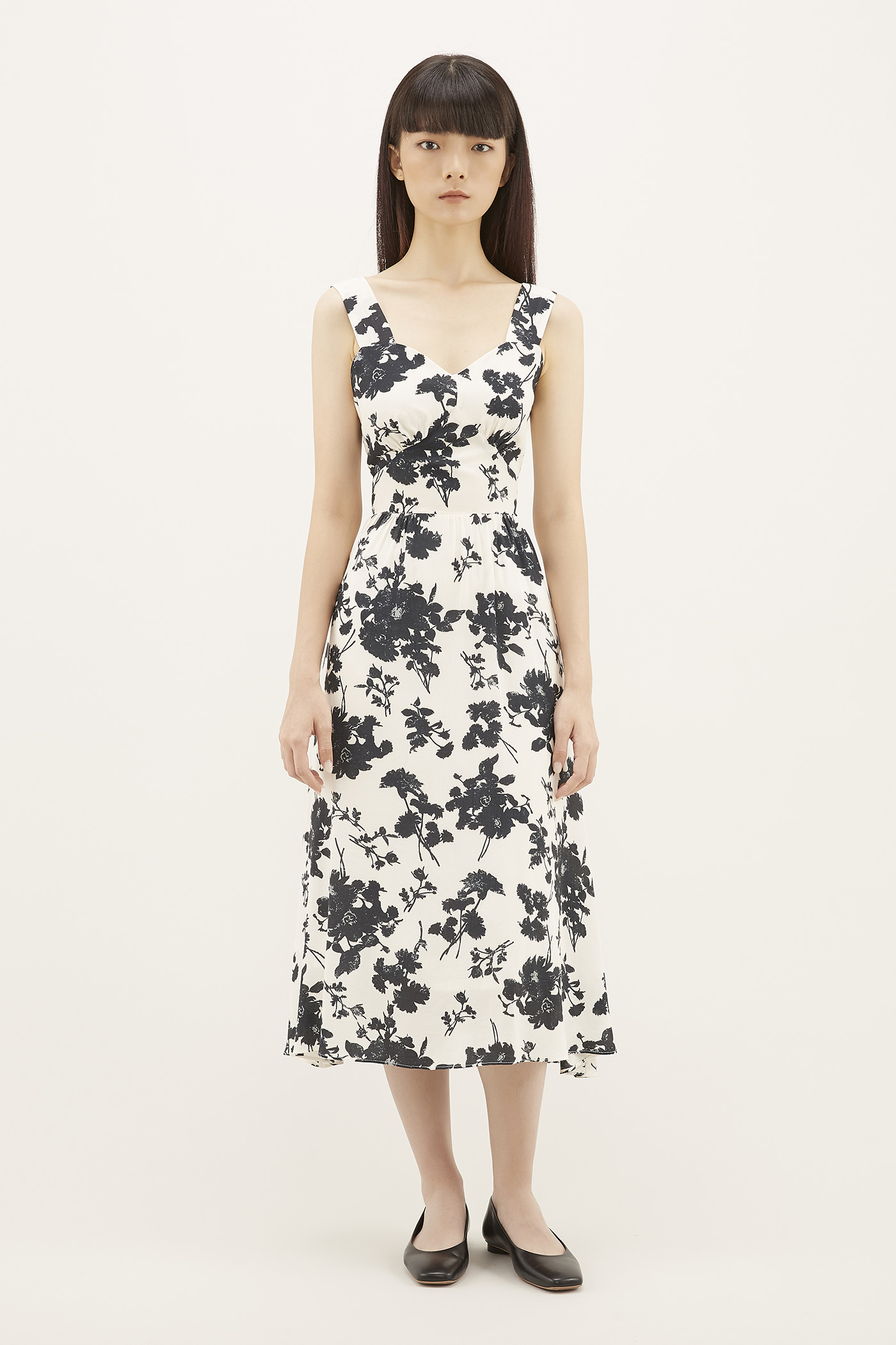 Jamica Fitted Dress