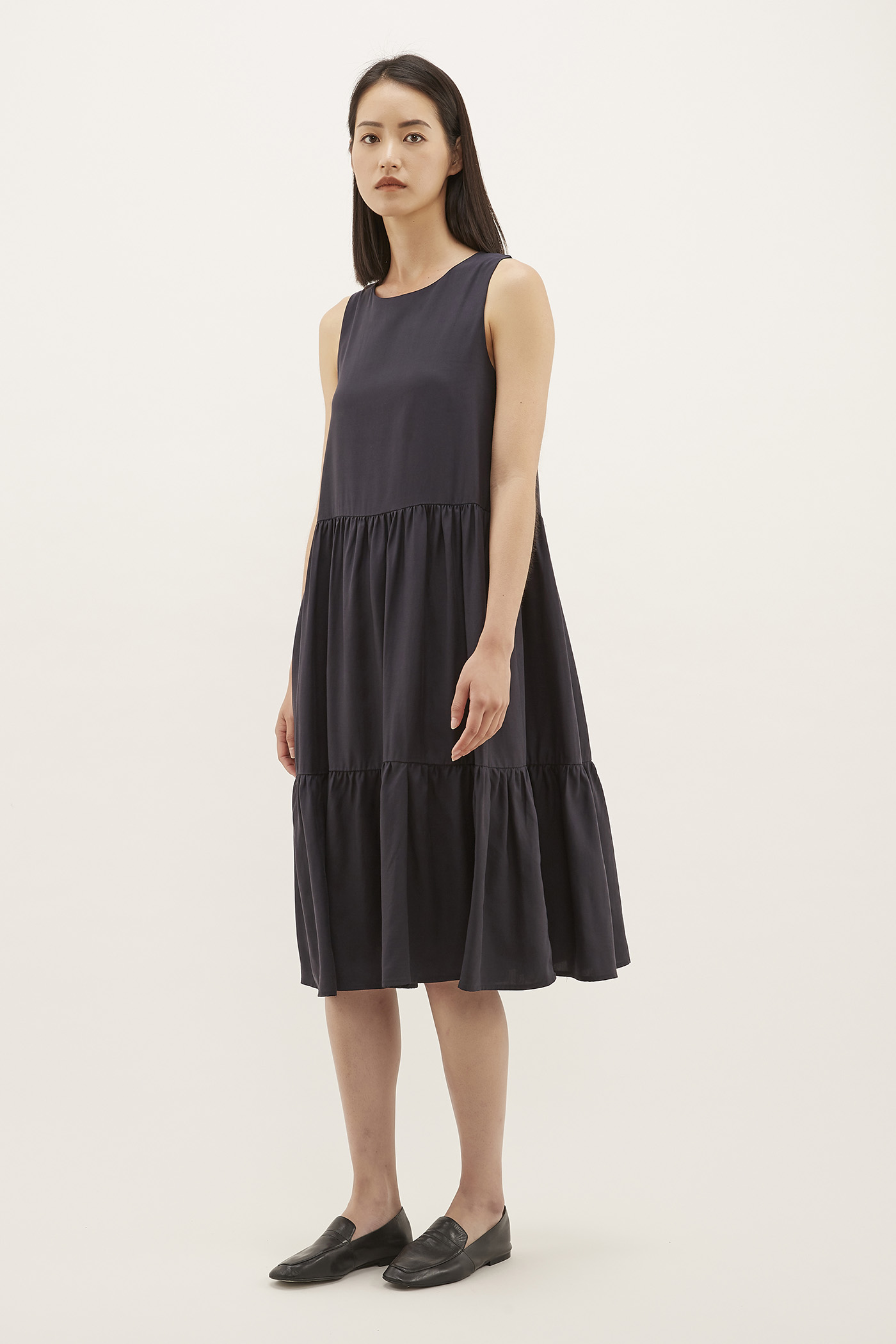 Aldora Tiered Dress
