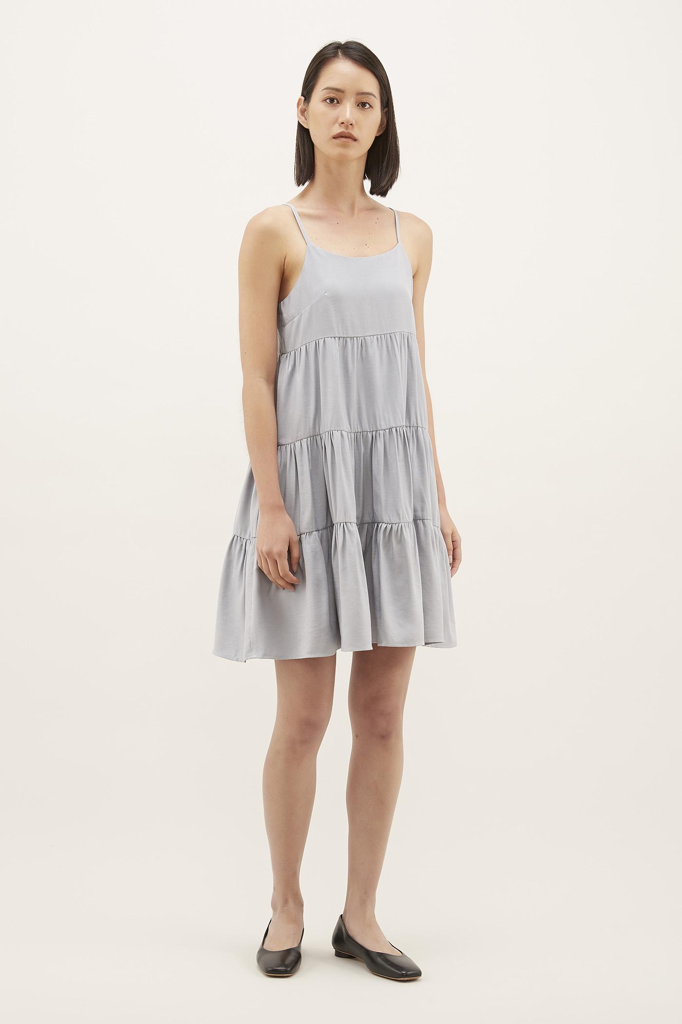 Crista Tiered Dress