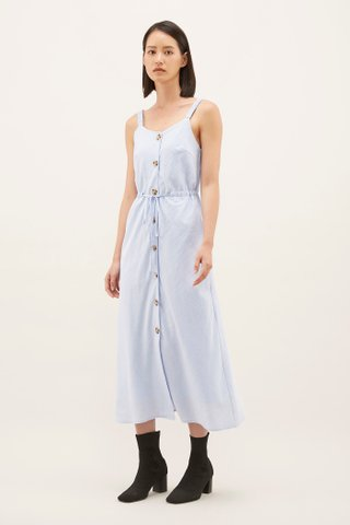 Larissa Drawstring Dress