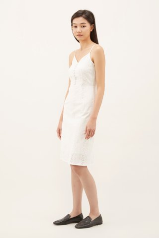 Liane Broderie Dress