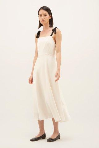 Shina Fitted Dress