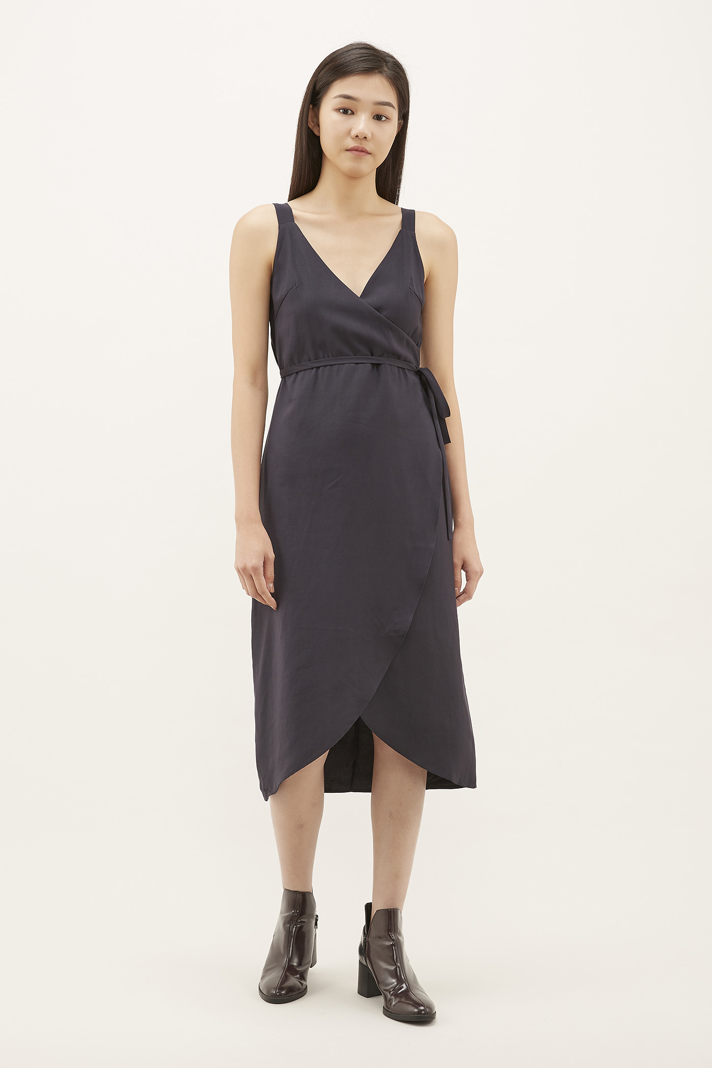 Teasha Wrap Dress