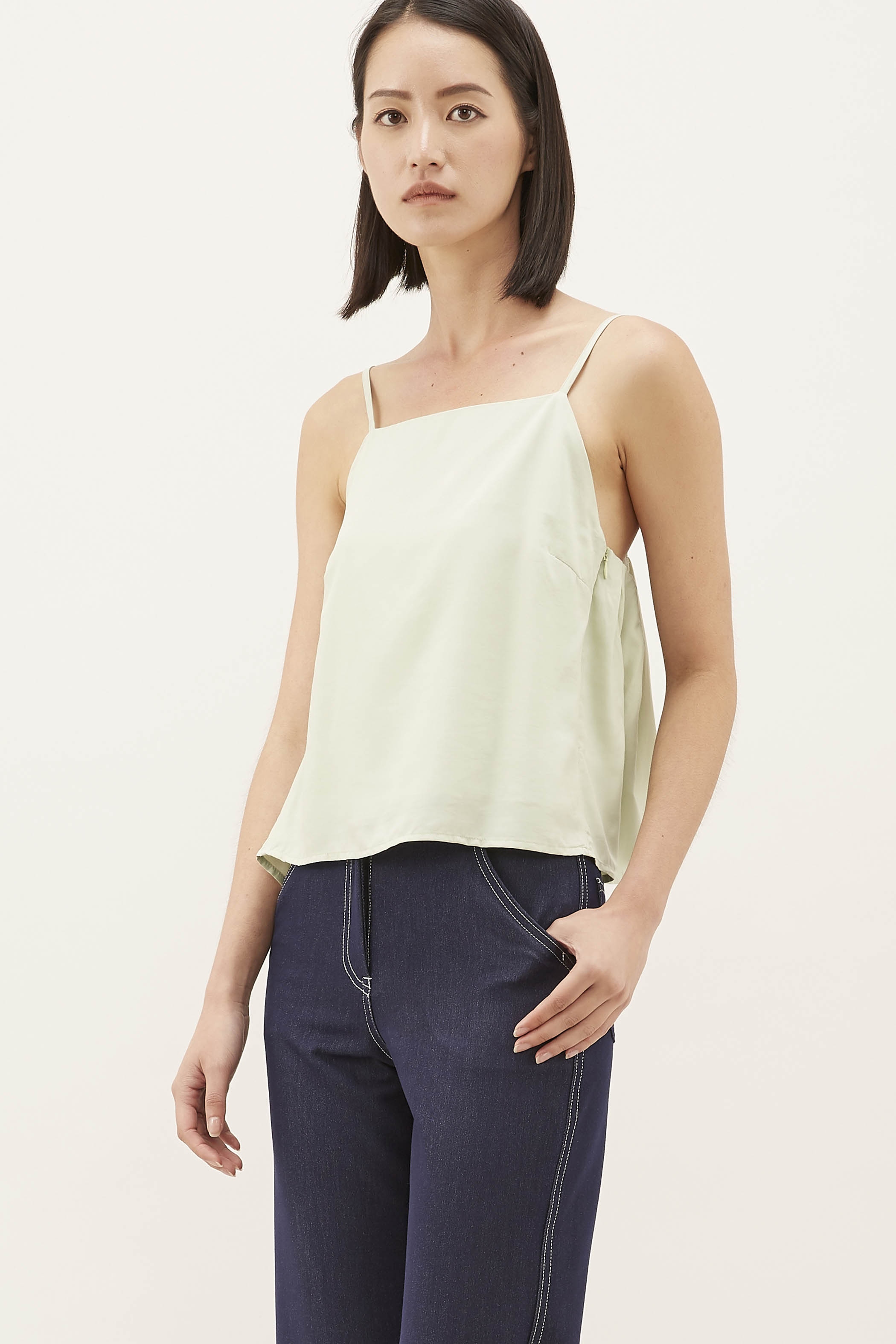 Eleora Angular Tank Top