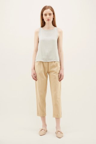 Emory Cuffed Trousers