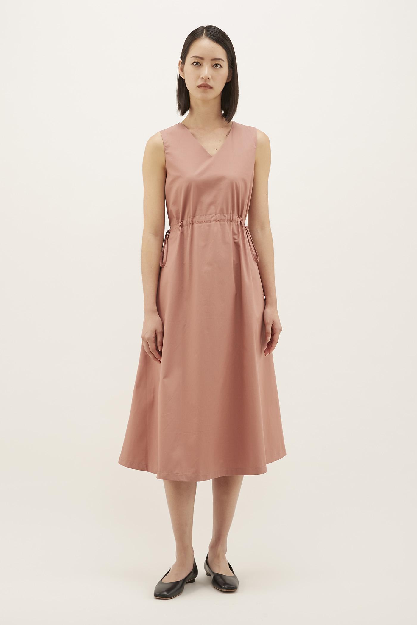 Feres Drawstring Dress