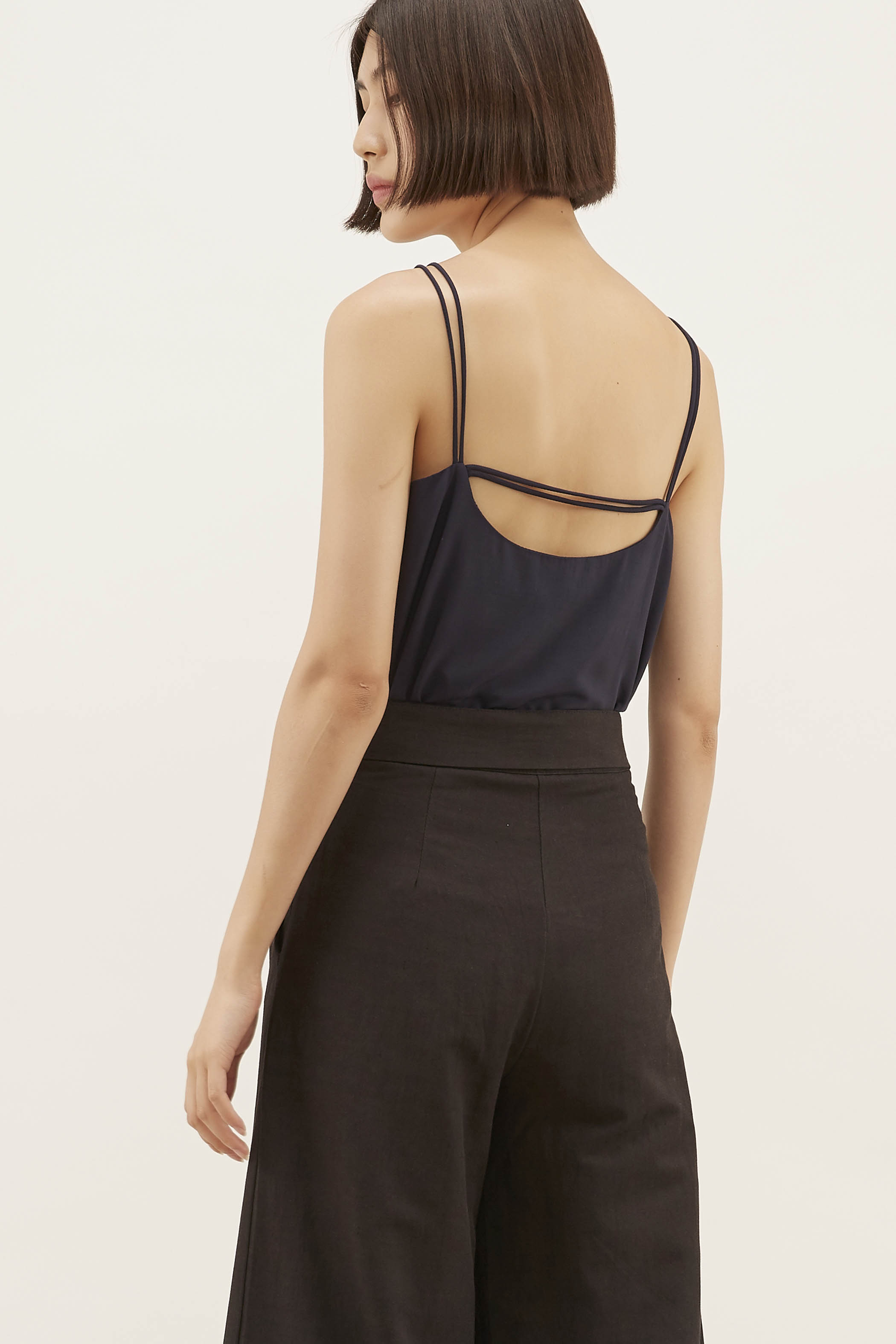 Calyn Double-strap Camisole
