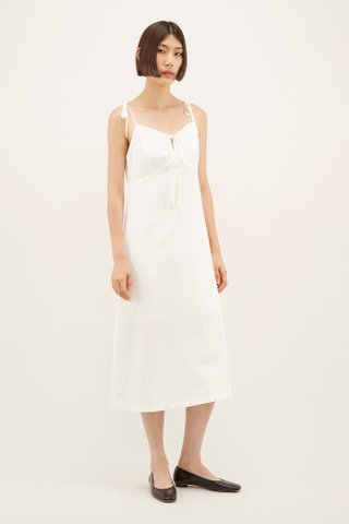 Rheah Strap-tie Slip Dress