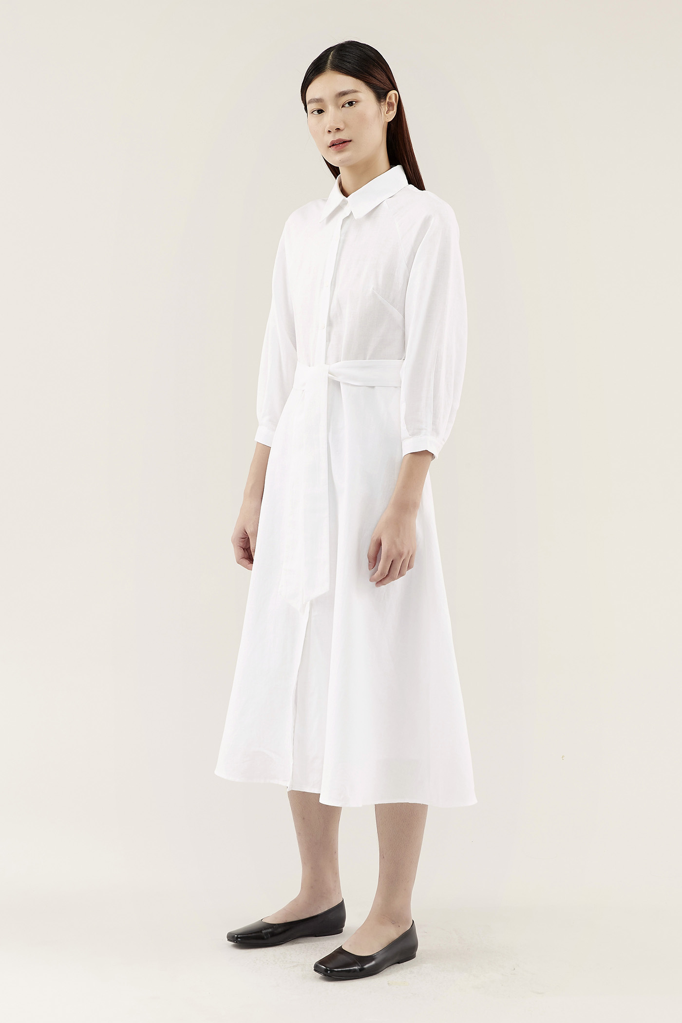 Aleecia Shirtdress