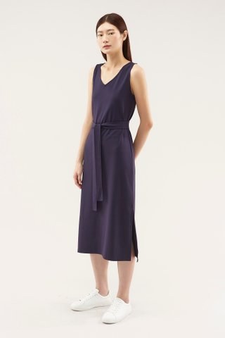 Hailey V-neck Dress