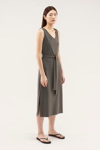 Hailey V-neck Dress
