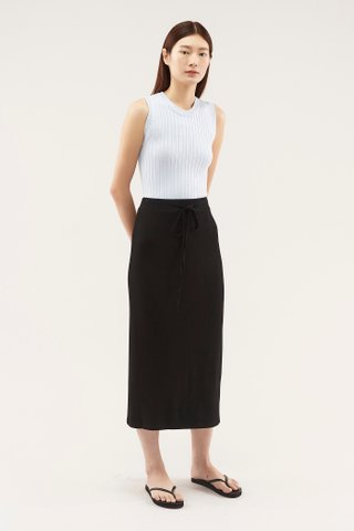 Jayla Ribbed Skirt