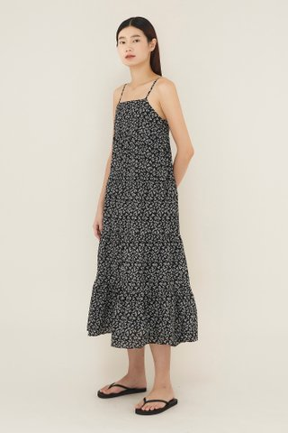 Laurisa Tiered Maxi Dress