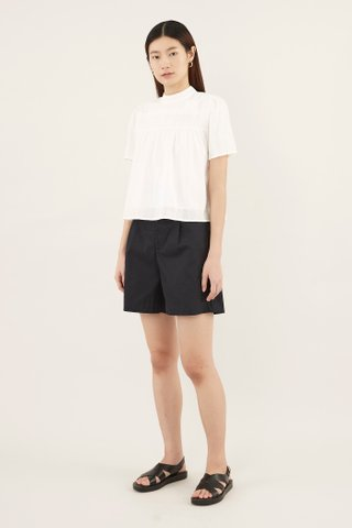 Talena Cotton Blouse