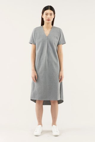 Trissa V-neck Dress