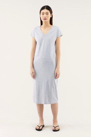 Estar V-neck Dress