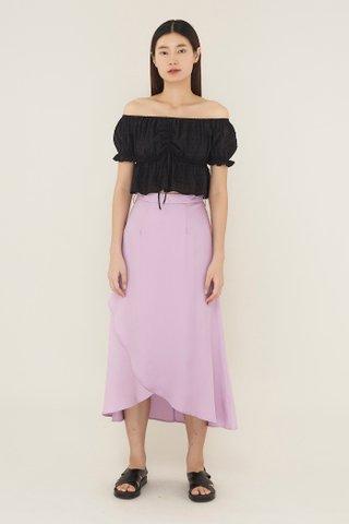 Coleen Asymmetrical Skirt