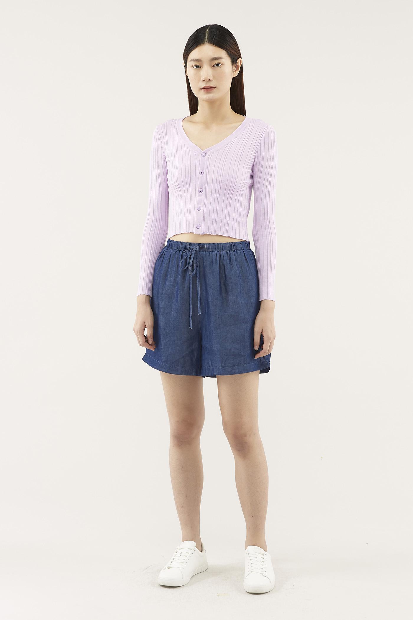 Ruana Drawstring Shorts