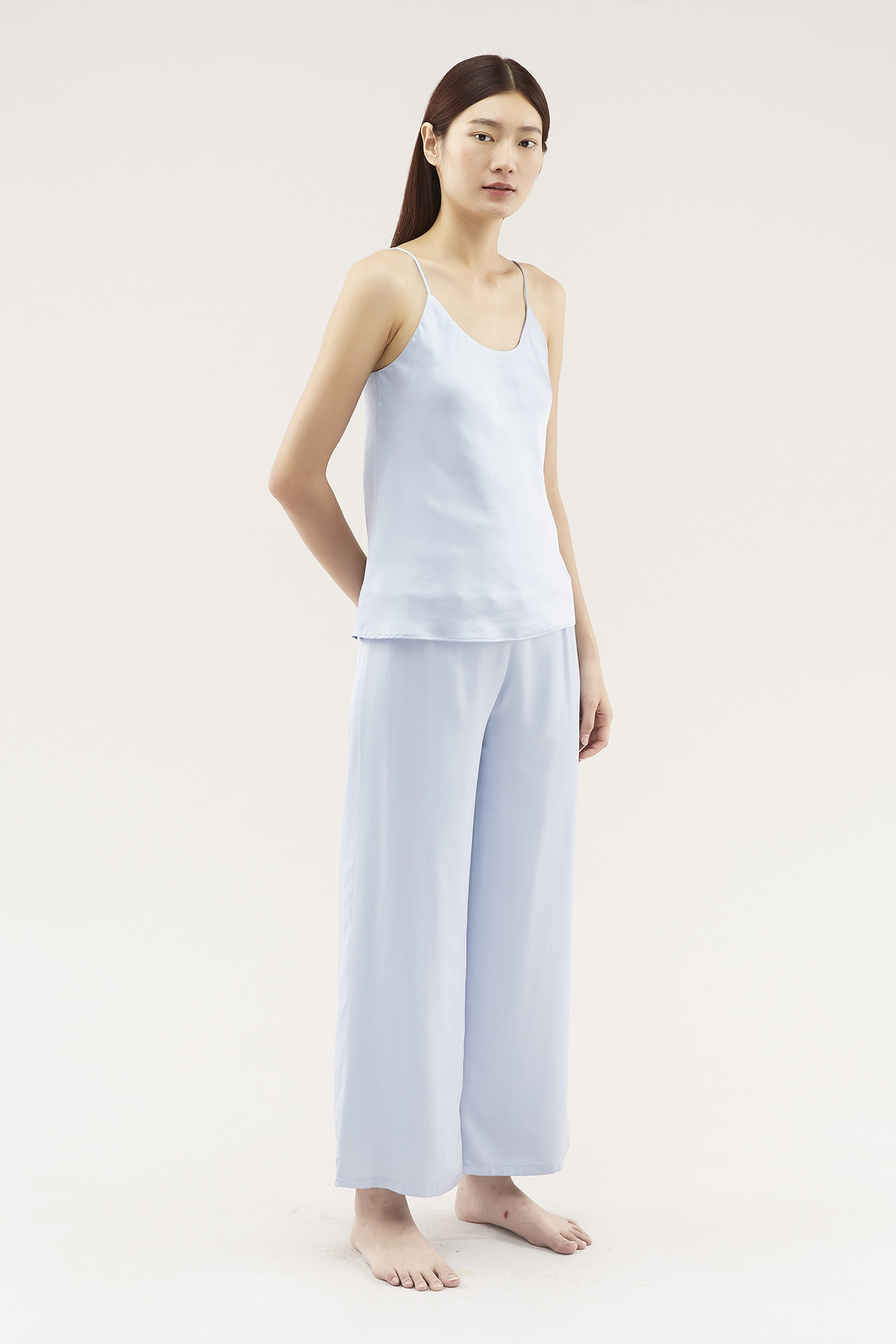 Glenna Wide-leg Pants