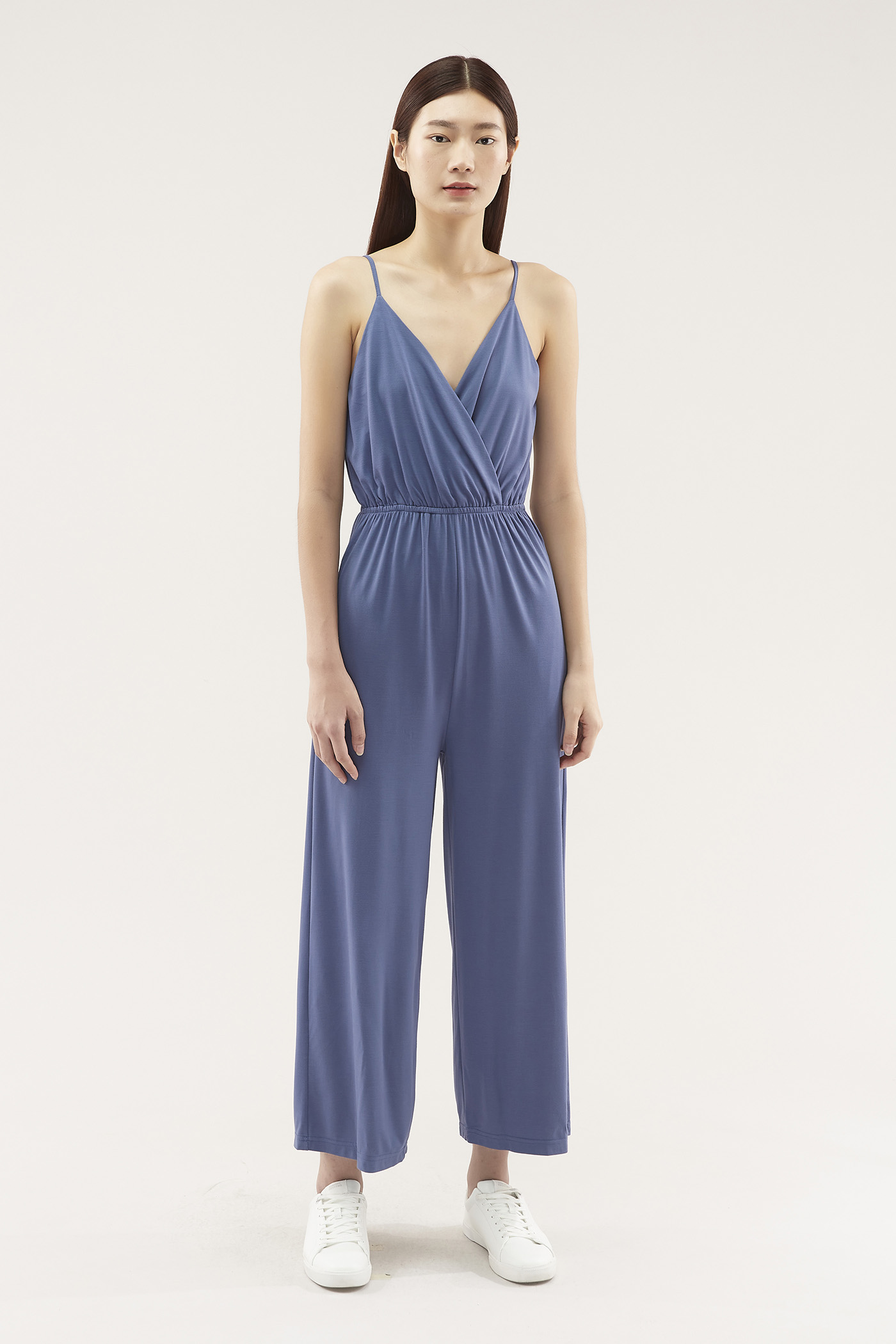 Layla V-neck Jumpsuit