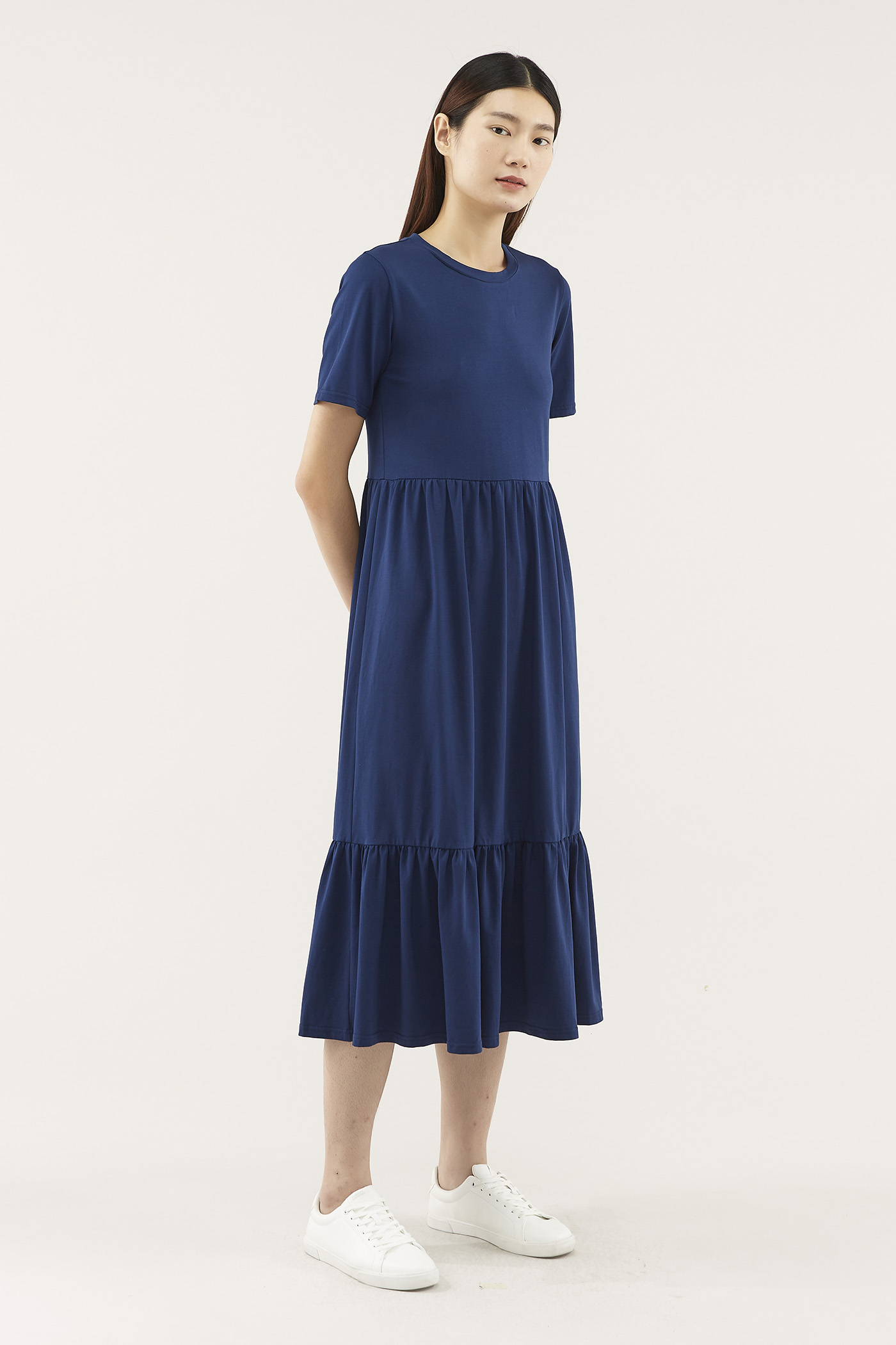 Jayly Tiered Dress