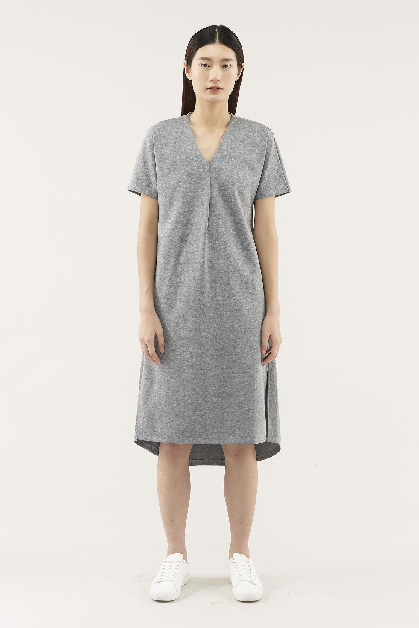 Trissa V-neck Dress