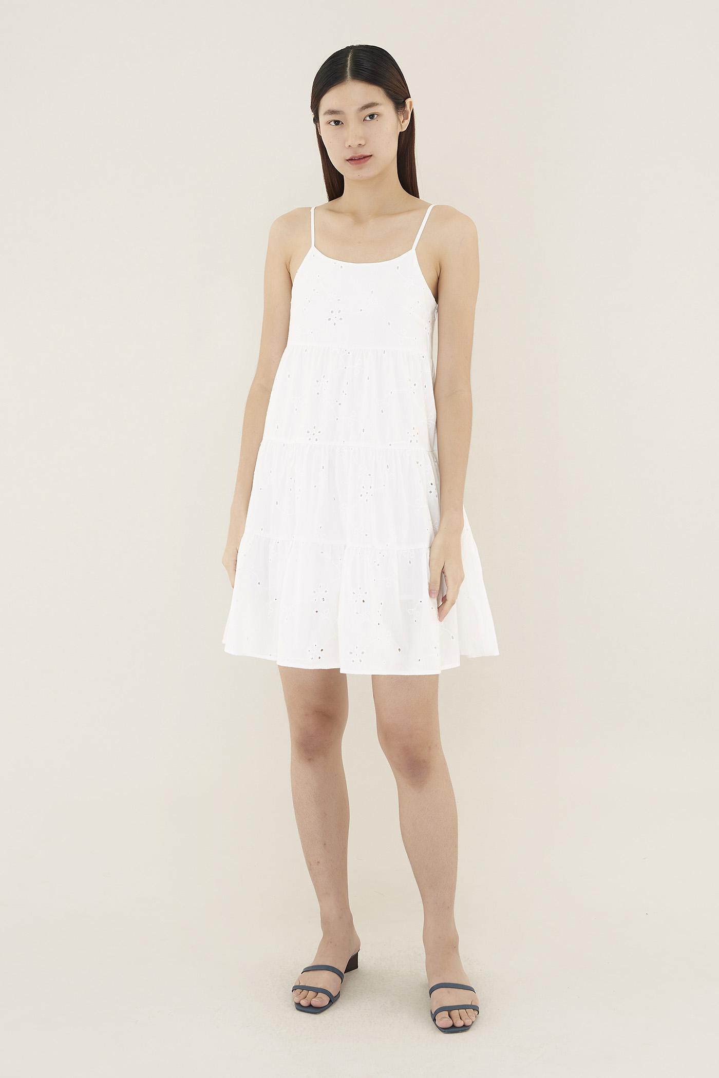 Cristine Tiered Dress