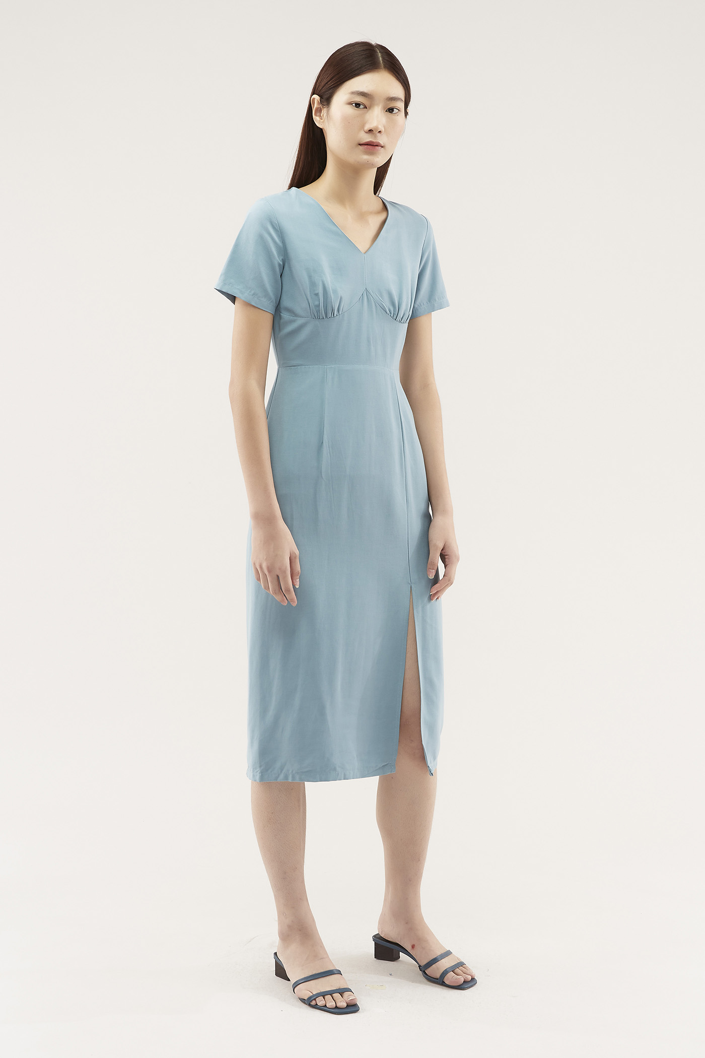 Aerith Shift Dress