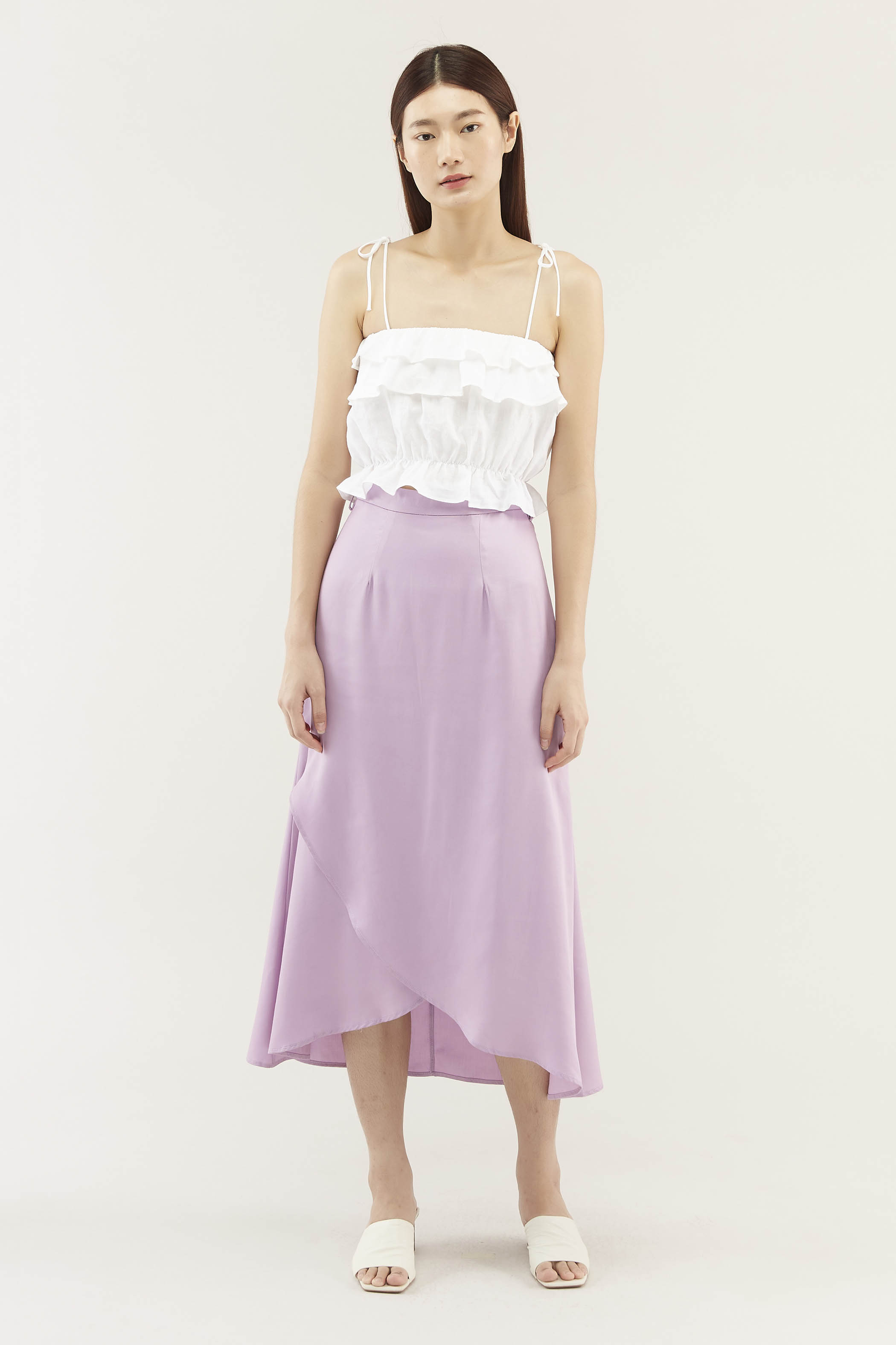 Coleen Asymmetrical Skirt