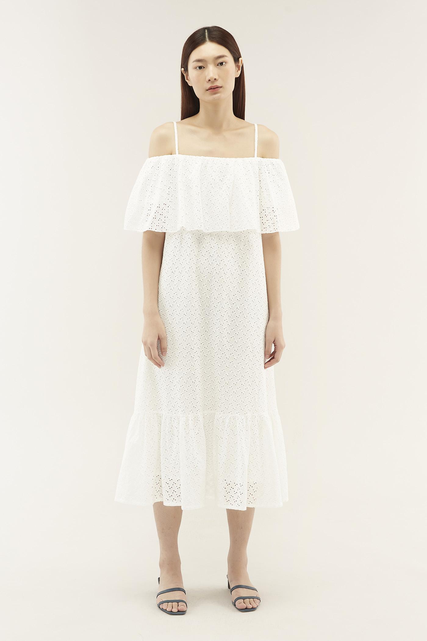 Zariah Layered Dress