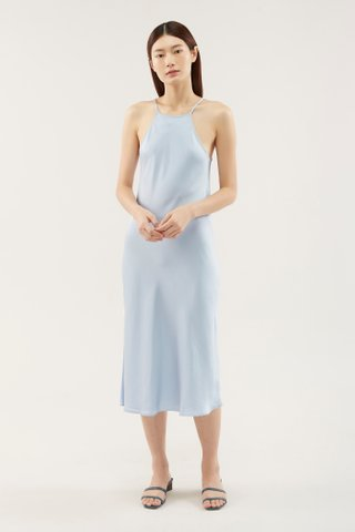 Vynna Square-neck Dress