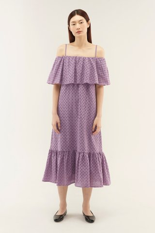 Zariah Layered Dress