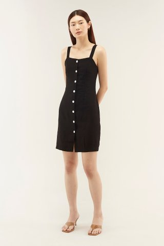 Dayven Button-through Dress