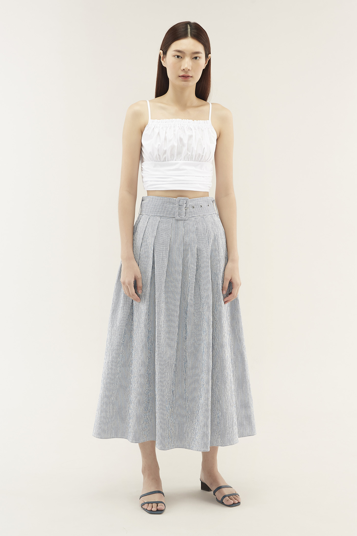 Aylin Pleated Skirt