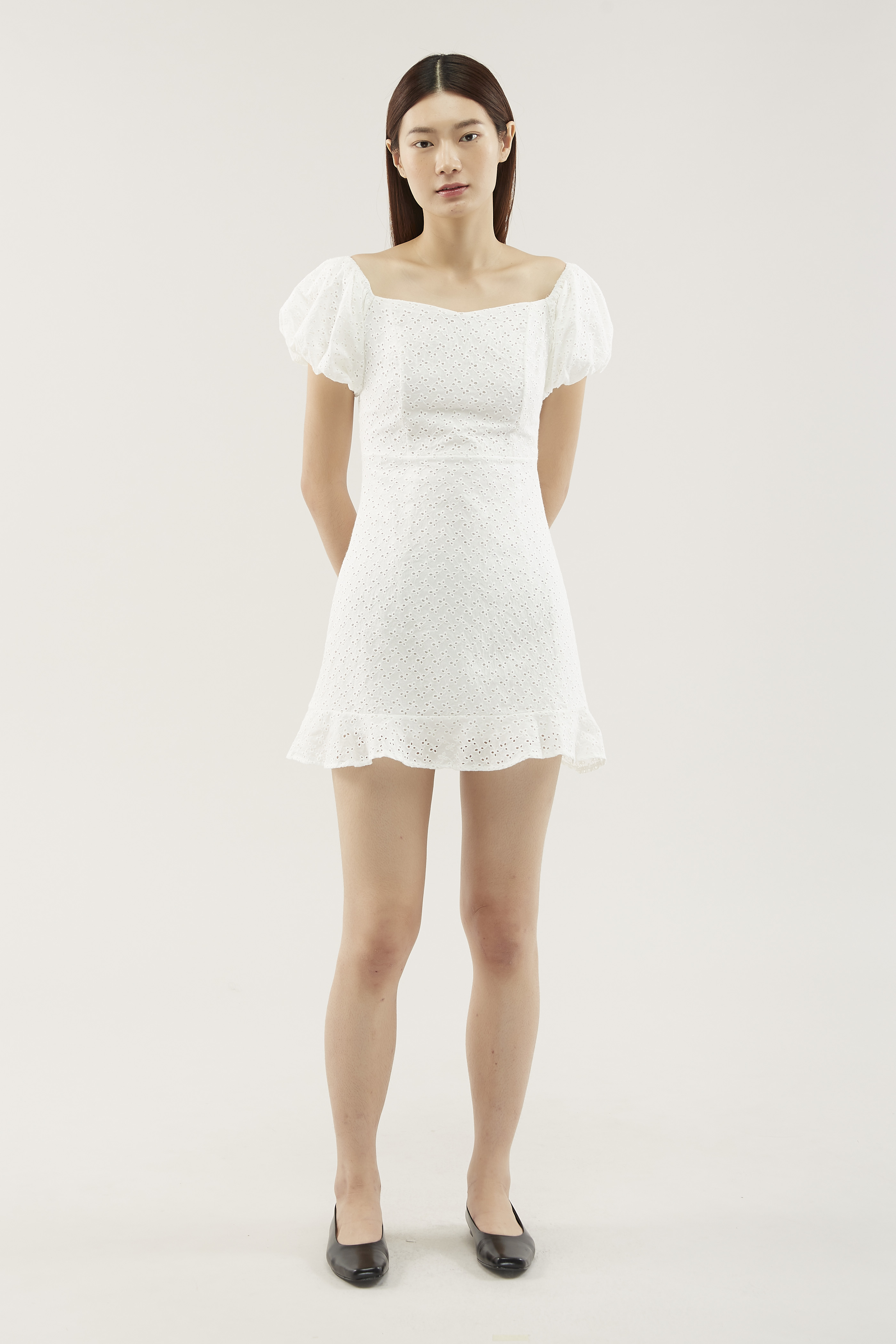Dalisha Eyelet Dress