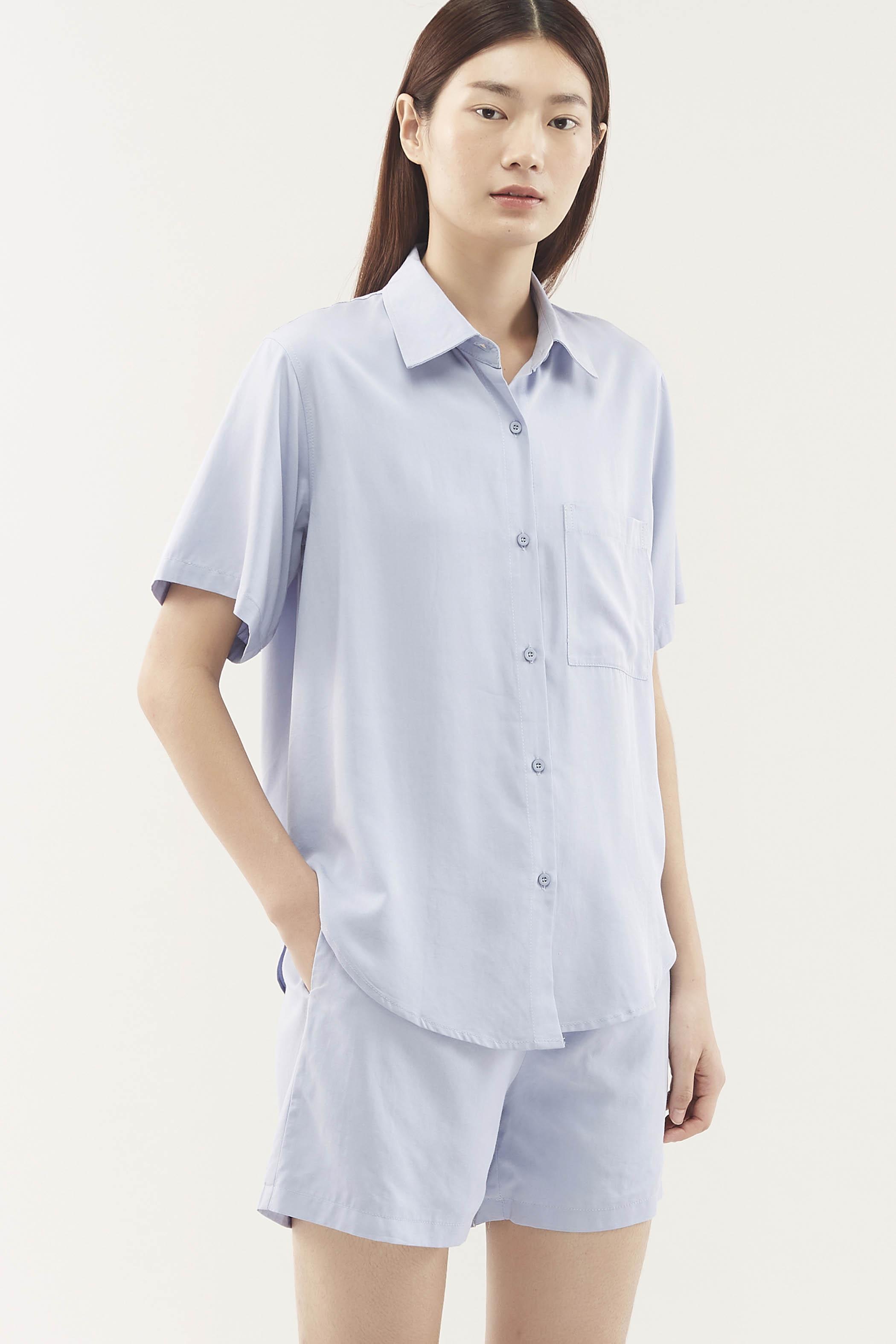 Emalee Oversized Shirt