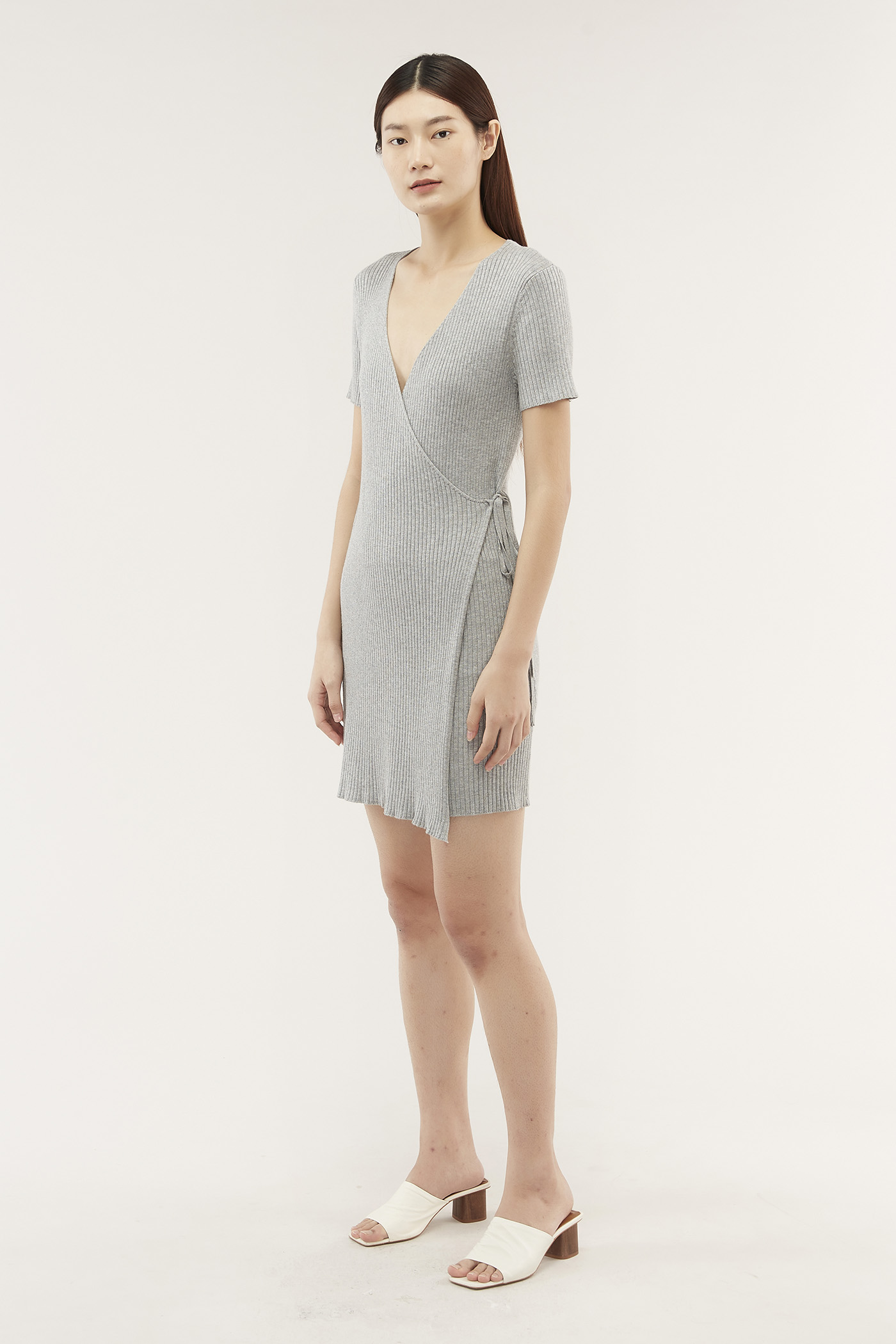 Jemila Wrap Dress
